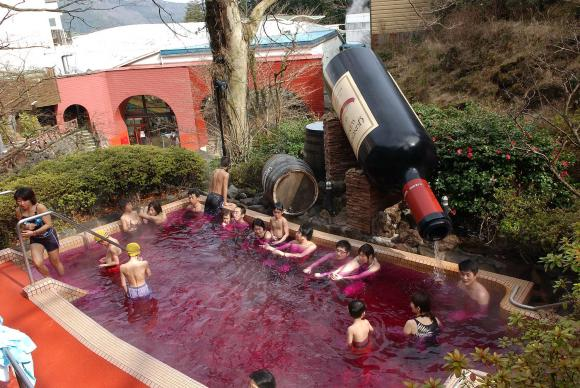 Japanese_Spa_Industry - Japan's Bathers Seeks Different Health Options - Weird and Extreme