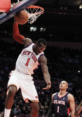 amare stoudemire knicks. Ofview amare stoudemire says