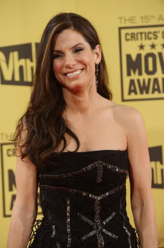 Sandra Bullock Official Site pic