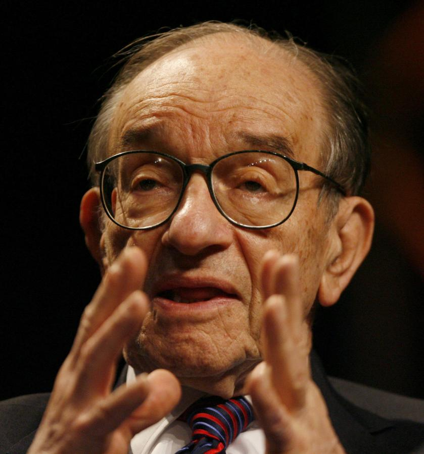 alan greenspan biography. Greenspan claims oil war iraq alan (iography on alan greenspan: iography on alan greenspan)