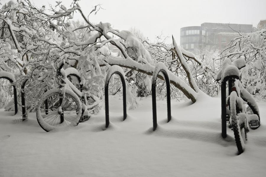 Historic snow storm hits Atlantic Coast