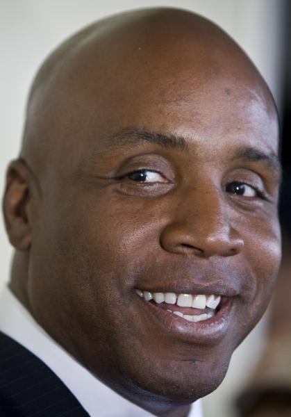 barry bonds. arry bonds rookie card joke.
