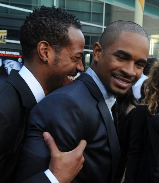 Pics photos damon wayans jr picture damon wayans promotes dance