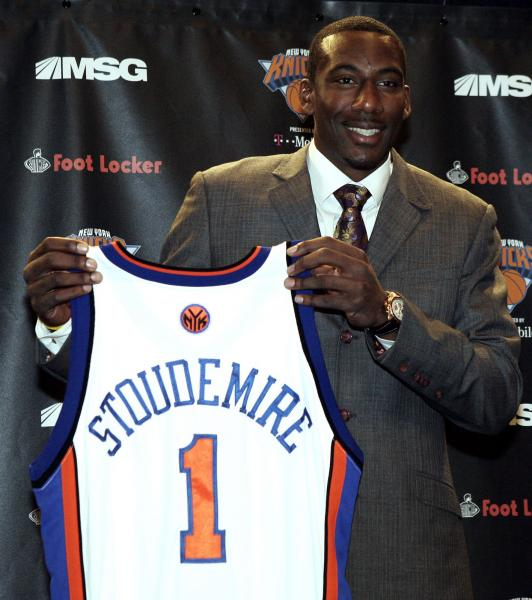 amare stoudemire nyc. Amare Stoudemire