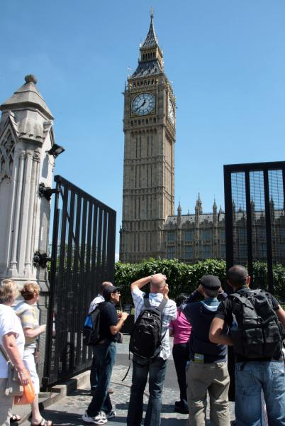 Big Ben turns 150 years old in London
