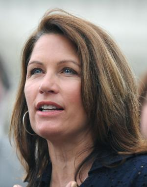 Rep. Michele Bachmann (R-MN) announces the formation of the Tea Party Caucus in Washington