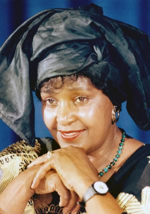 biography of nelson and winnie mandela
