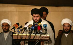 MOQTADA SADR GIVES FRIDAY PRAYERS
