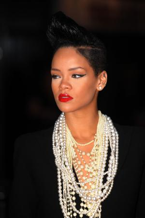 5 (UPI) -- A New York tattoo parlor where singer Rihanna reportedly tattooed