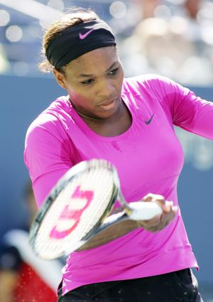 Serena Williams faces fines at the US Open Tennis Championship in New York