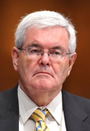 newt gingrich young. Newt Gingrich (R-GA) is a