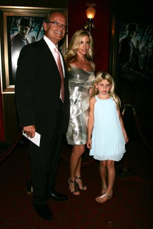 "Kelsey Grammer and family arrive for the premiere of ""Harry Potter and the"
