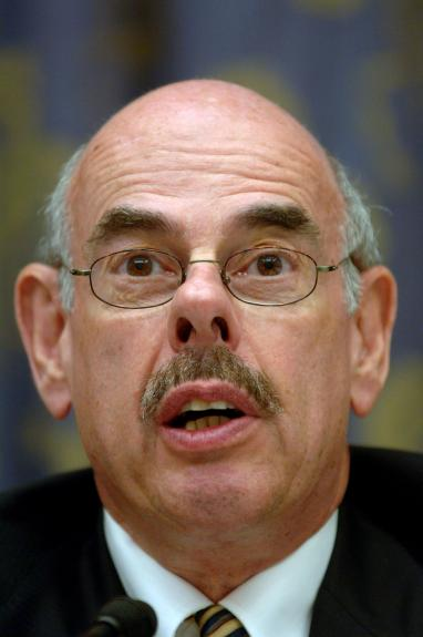 The Hartford Login >> Henry Waxman has a problem...and it's not his nose hair!
