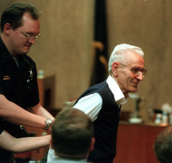 Kevorkian after his conviction