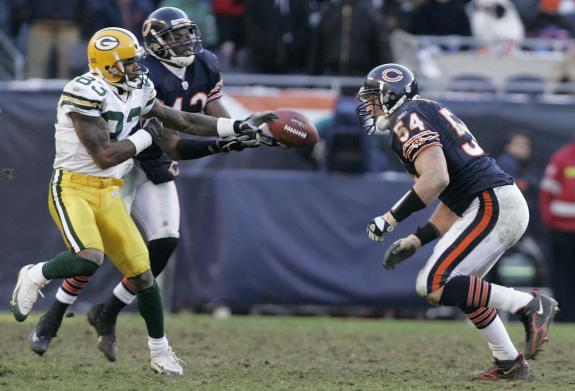 Mike_Green - NFL GREEN BAY PACKERS VS CHICAGO BEARS