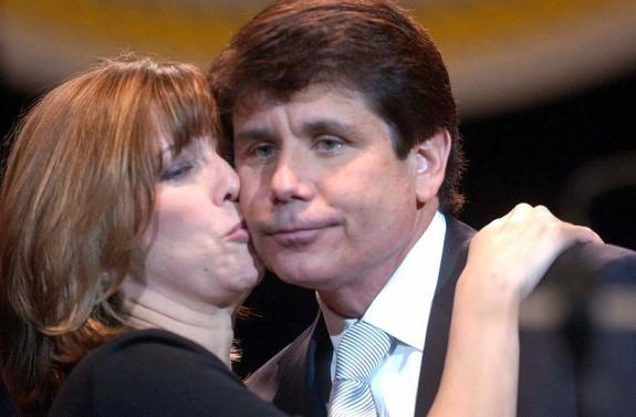 rod blagojevich umbrella. Rod Blagojevich#39;s campaign