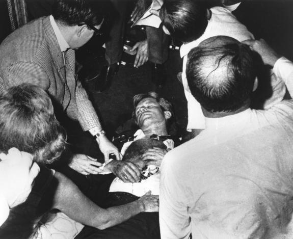 kennedy autopsy pictures. Robert F. Kennedy Autopsy