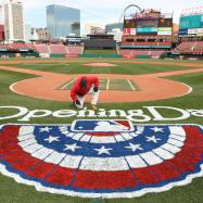 MLB: Hooray Opening Day!