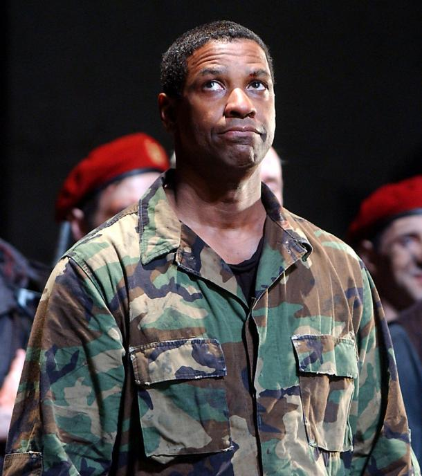 julius caesar play quotes. denzel washington in new york