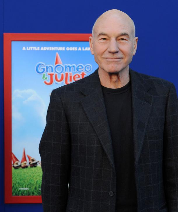 Patrick Stewart - Picture Colection