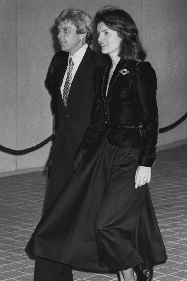 jackie kennedy onassis and aristotle onassis. jackie kennedy onassis and