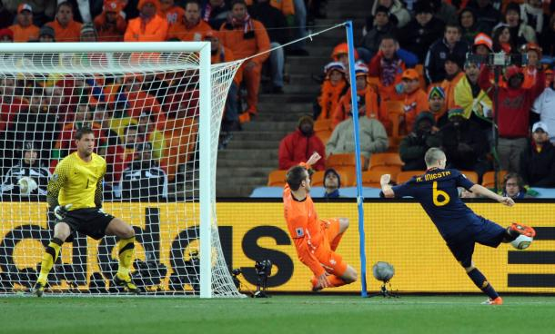 FIFA World Cup 2010 - Final - Holland v Spain