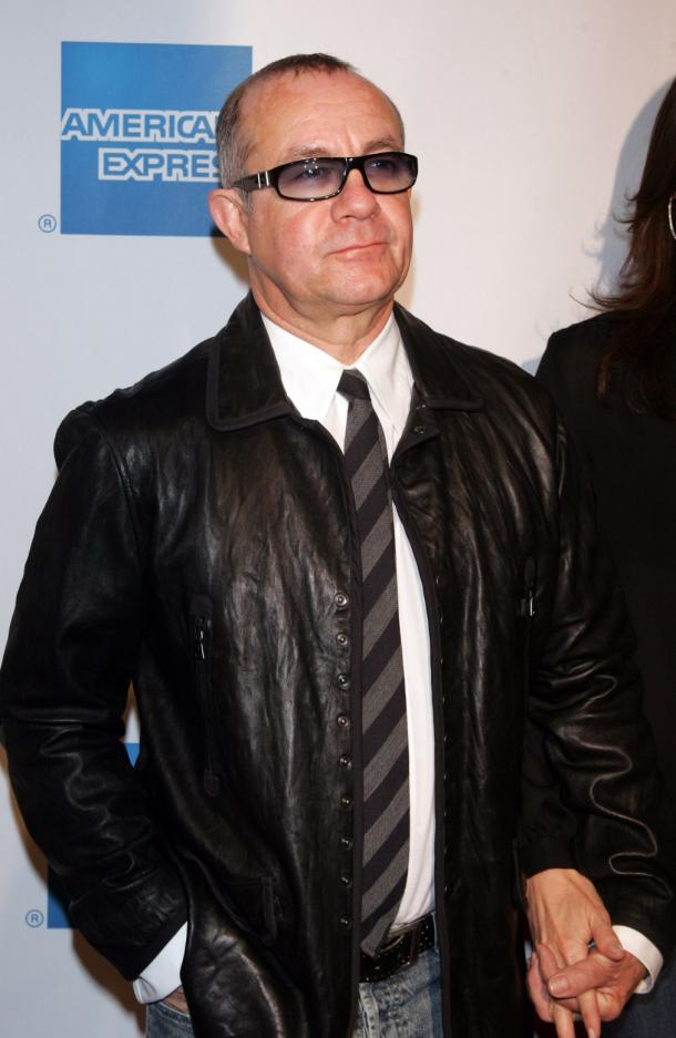 "Bernie Taupin arrives for the Tribecal Film Festival Premiere of ""The Union""  in New York"